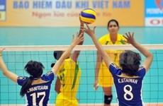 Volley-ball: ouverture du 15e Championnat d'Asie