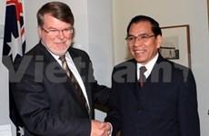 Vietnam-Australie: coopération parlementaire resserrée
