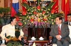Les sociétés invitées à placer au Laos