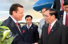 Le leader du PCV visite l'Etat australien de Nouvelle-Galles du Sud