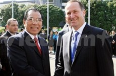 Vietnam et Nouvelle-Zélande édifient un partenariat intégral