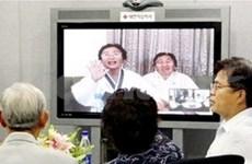 Corées : Echange des listes de familles pour la retrouvaille
