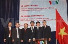 La Voix du Vietnam ouvre un bureau aux Etats-Unis