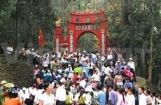 """Le Temple des Rois Hung, """"vestige national spécial"""""""