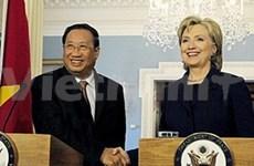 Les Etats-Unis s'engagent à renforcer les relations avec le Vietnam