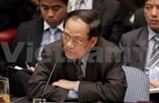 Le Vietnam préside le Conseil de sécurité