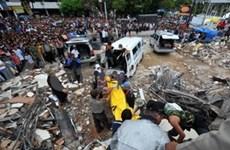 Indonésie: un séisme de magnitude 7 secoue Sumatra