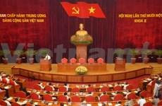 Clôture du 11e plénum du Comité central du PCV