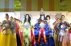 Semaine culturelle Vietnam-R. de Corée