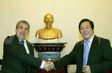 Renforcer la coopération entre l'AVI et l'ITAR-TASS