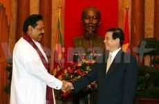 Vietnam-Sri Lanka: coopération dans l'économie