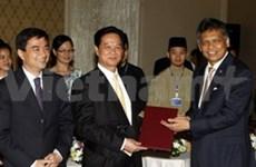 Activités du PM au 15e Sommet de l'ASEAN