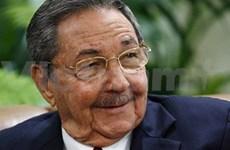 Le ministre de la Construction à Cuba