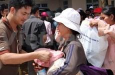 Typhon Ketsana : soutien de Viet Kieu aux victimes