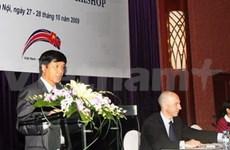 Colloque vietnamo-britannique sur l'e-diplomatie