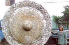Record Guiness Vietnam pour un gong géant