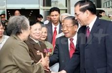 Le volontariat vietnamien au Laos a 60 ans