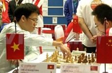 AIG3 : le Vietnam décroche 3 médailles d'or dimanche