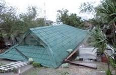 Le typhon Mirinae a fait 19 morts et blessés (premier bilan)