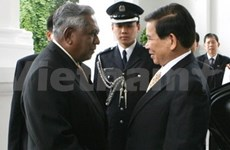 Le président vietnamien en visite d'Etat à Singapour