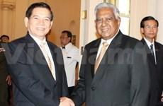 Une nouvelle force des relations Vietnam-Singapour