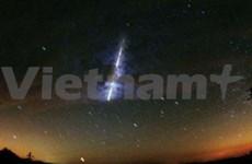Une pluie d'étoiles filantes attendue dans le ciel vietnamien