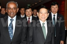 La visite du président à Singapour couronnée de succès