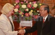 Le VN invité au Comité de coordination de l'Onusida