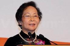 Séminaire sur l'égalité entre les sexes au Vietnam