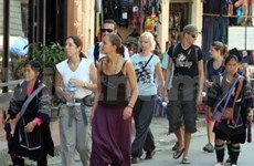 Les touristes étrangers arrivent plus nombreux en novembre