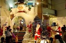 Noël : les produits vietnamiens s'affirment