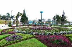 Floralies de Dà Lat en célébration du Millénaire de Hanoi