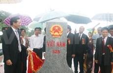 Accélération du bornage de la frontière Vietnam-Laos