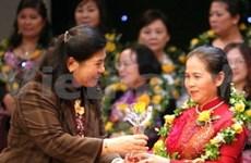 Le rôle des femmes dans le développement national