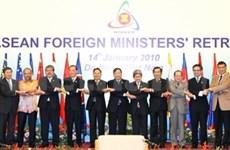 ASEAN : fin des Conférences ministérielles à Da Nang