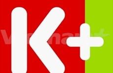 Inauguration du service de télévision numérique K+