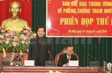 La lutte contre corruption à accélérer en 2010