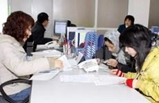 Près de 300 travailleurs bénéficient de l'assurance-chômage