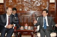 Le Vietnam s'engage à protéger la propriété intellectuelle