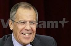 Serguei Lavrov optimiste quant aux liens Russie-VN