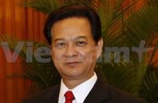 Le Premier ministre vietnamien s'envole pour Davos, Suisse
