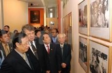 La coopération et l'amitié Vietnam-Russie s'exposent