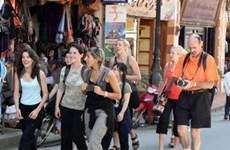 Janvier : le nombre de touristes étrangers en hausse de 20%