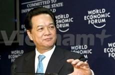 Davos : le PM vietnamien souligne le rôle Asean