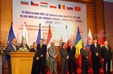 60 ans des liens entre le VN et six pays européens