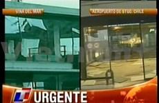 Séisme meurtrier au Chili