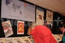 Fête printanière des journaux du Vietnam en France