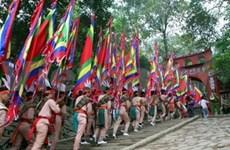 Vingt quatre provinces à la fête des rois Hùng de 2010