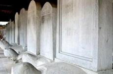 Les stèles des Docteurs du Van Miêu reconnues par l'UNESCO