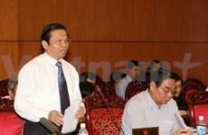 Le Comité permanent de l'AN procèdera à des interpellations